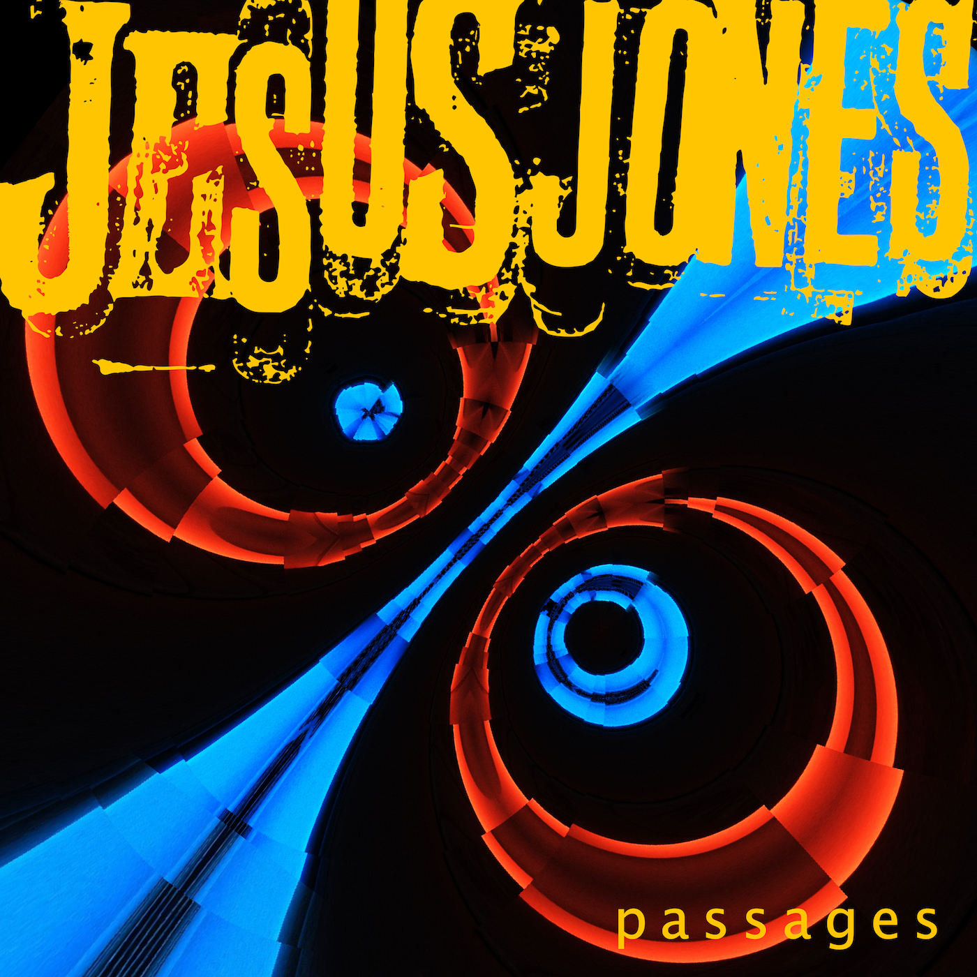 Jesus Jones New Album - Passages